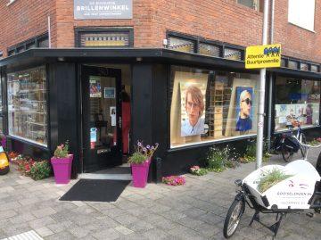 De Bussumse Brillenwinkel, ook voor contactlenzen