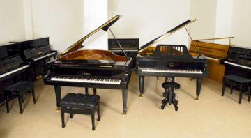 De Pianowinkel