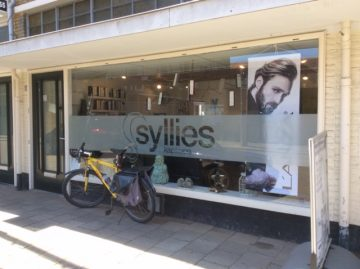 Kapsalon Syllies