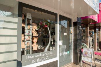 Haarwerkspecialist in Balans