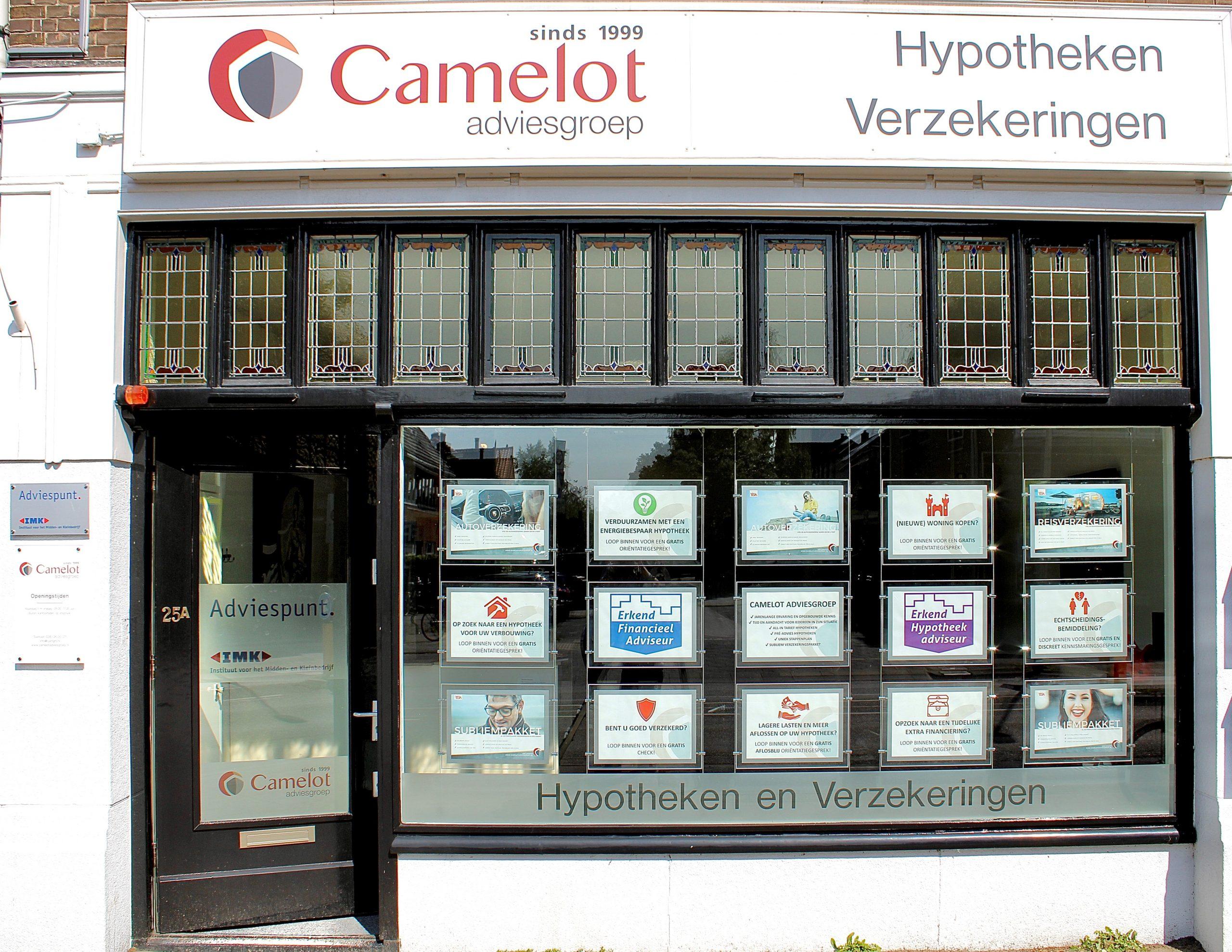 Financieel dienstverlener Camelot